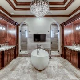 Master Bathrooms